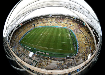 Brazil v Mexico: Group A - 2014 FIFA World Cup Brazil